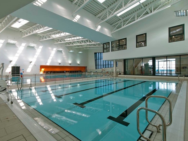 Kirkcaldy Leisure Centre swimming pools