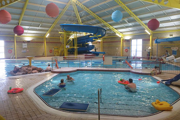 East Sands Leisure Centre