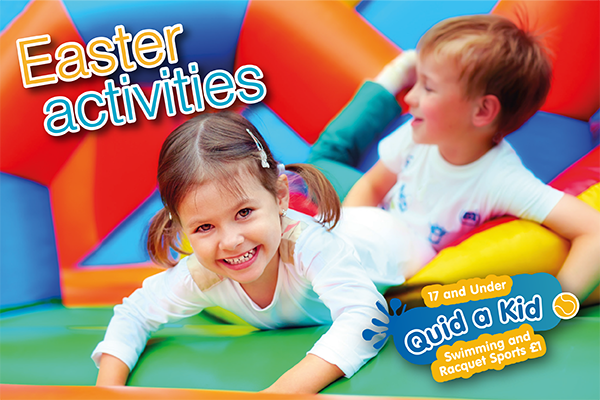 Easter Activity Programme, School Holiday Activities
