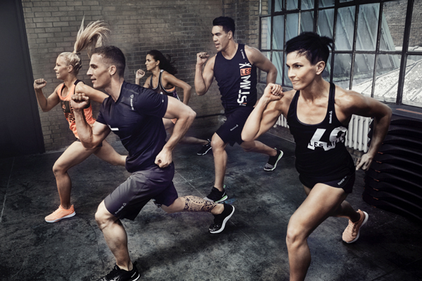 Les Mills Body Attack