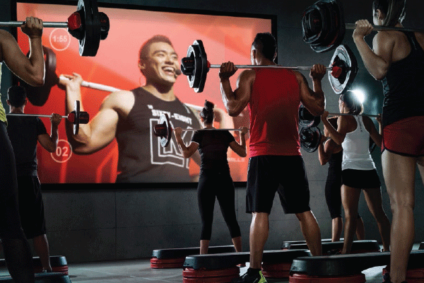 BodyPump - Les Mills Virtual