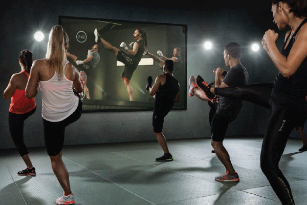 BodyCombat - Les Mills Virtual