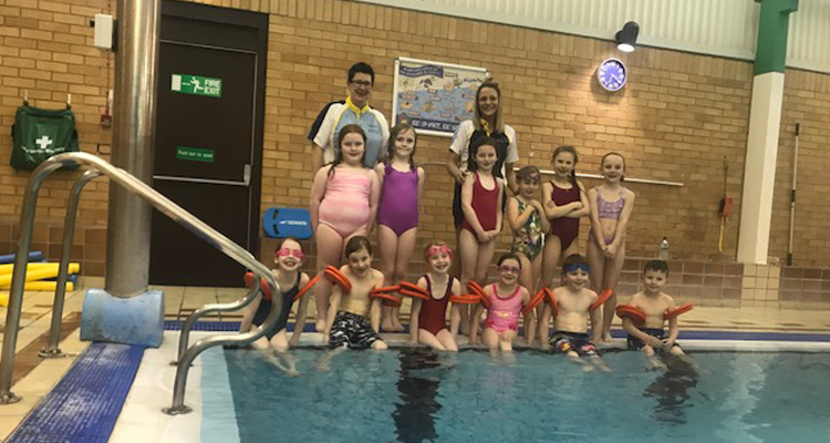 Free swimming lessons rolled out in Cowdenbeath area