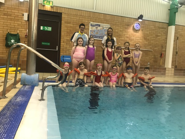 Swimming Lessons, Cowdenbeath, Fife Leisure